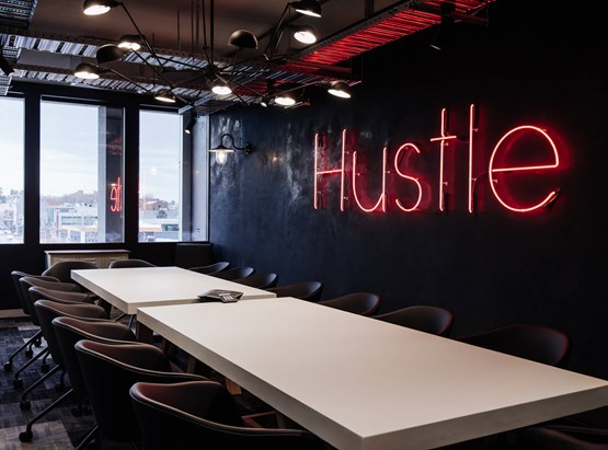 Hustle (Boardroom) - Richmond 326